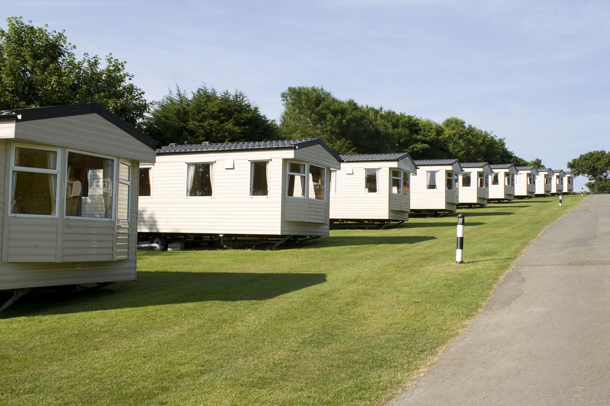 Mobile Home Parks Bluehill Insurance